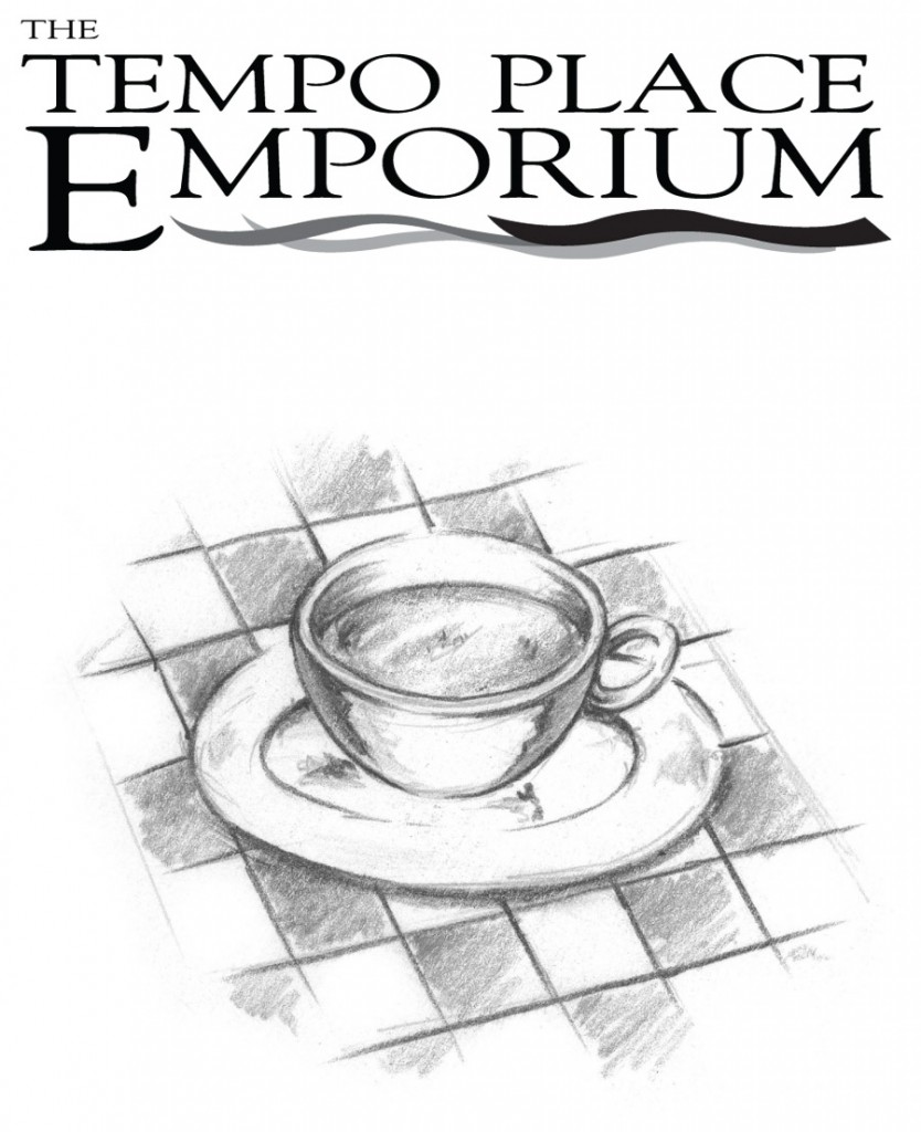 Tempo Place Emporium Menu - Cover